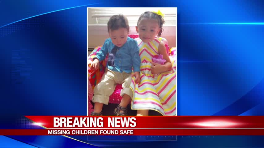 Missing Frankfort children found safe_98919792-159532