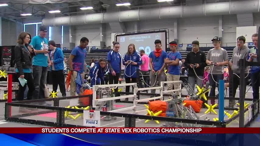 CNY students head to Robotics championship