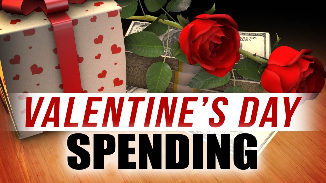 Valentine's Day spending