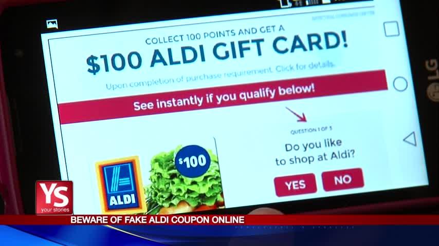 Beware of fake Aldi coupon online_15847612