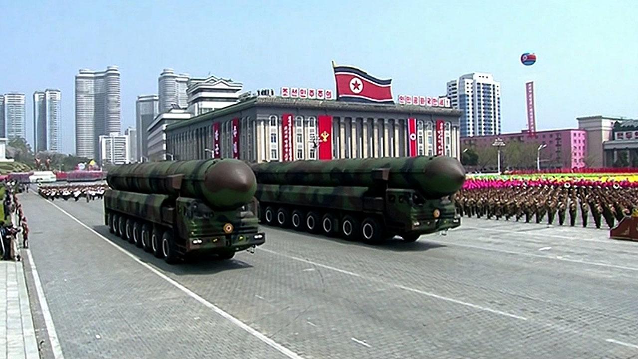 North Korea missile parade10394081-159532