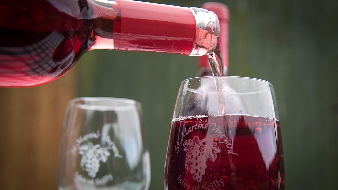 Glass of wine10609325-159532