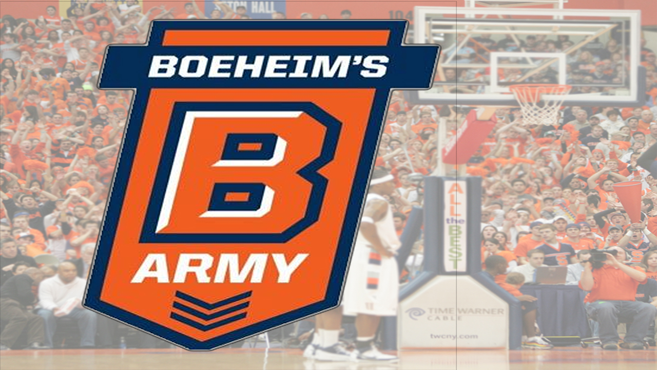 Boeheim's Army set to begin run at TBT $2M prize on Friday