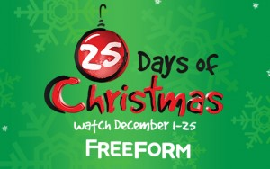 graphic relating to Abc Family 25 Days of Christmas Printable Schedule named ABC announces 25 Times of Xmas lineup and computer software