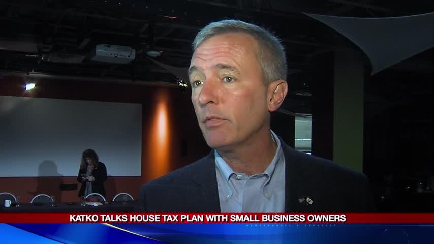 Katko discusses House tax bill_41556550
