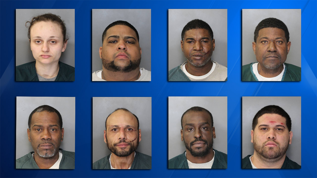 18 arrested in city of Syracuse drug bust