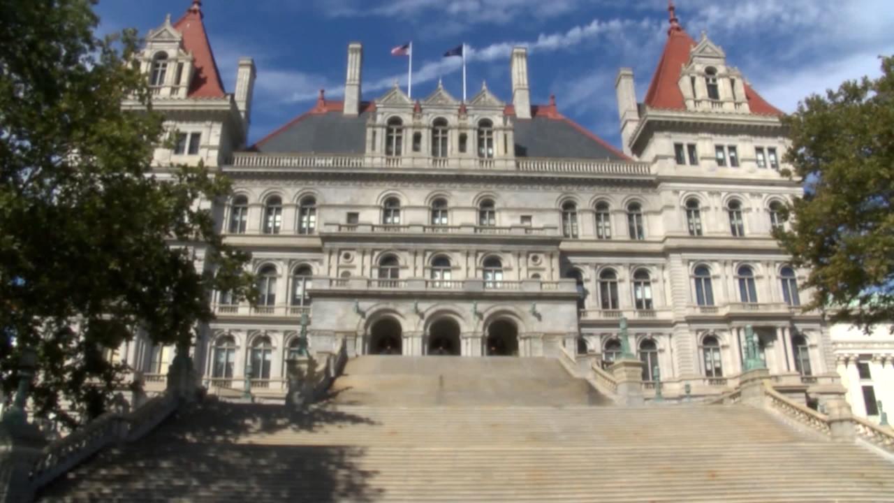 new york statehouse albany
