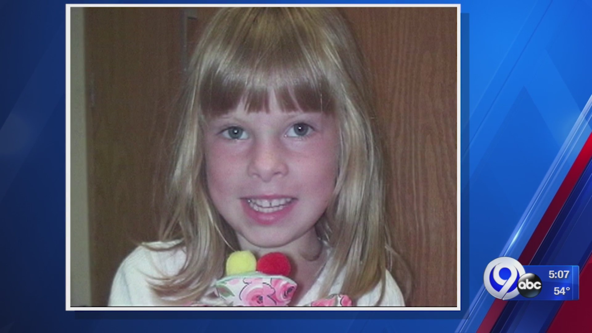 Syracuse girl kidnapped in 2004 appears on Dr  Phil 15 years