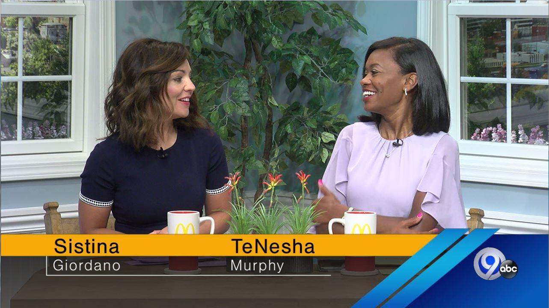 Sistina and TeNesha