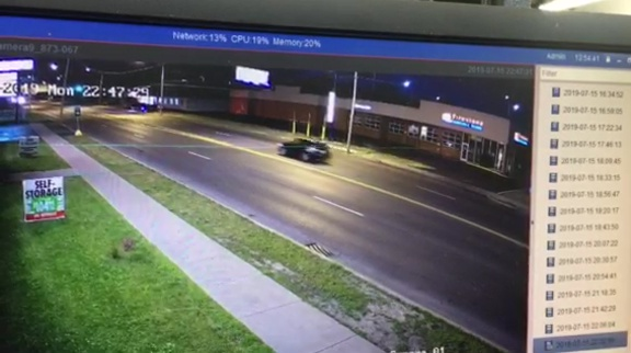 Syracuse Police Release surveillance video in deadly Erie