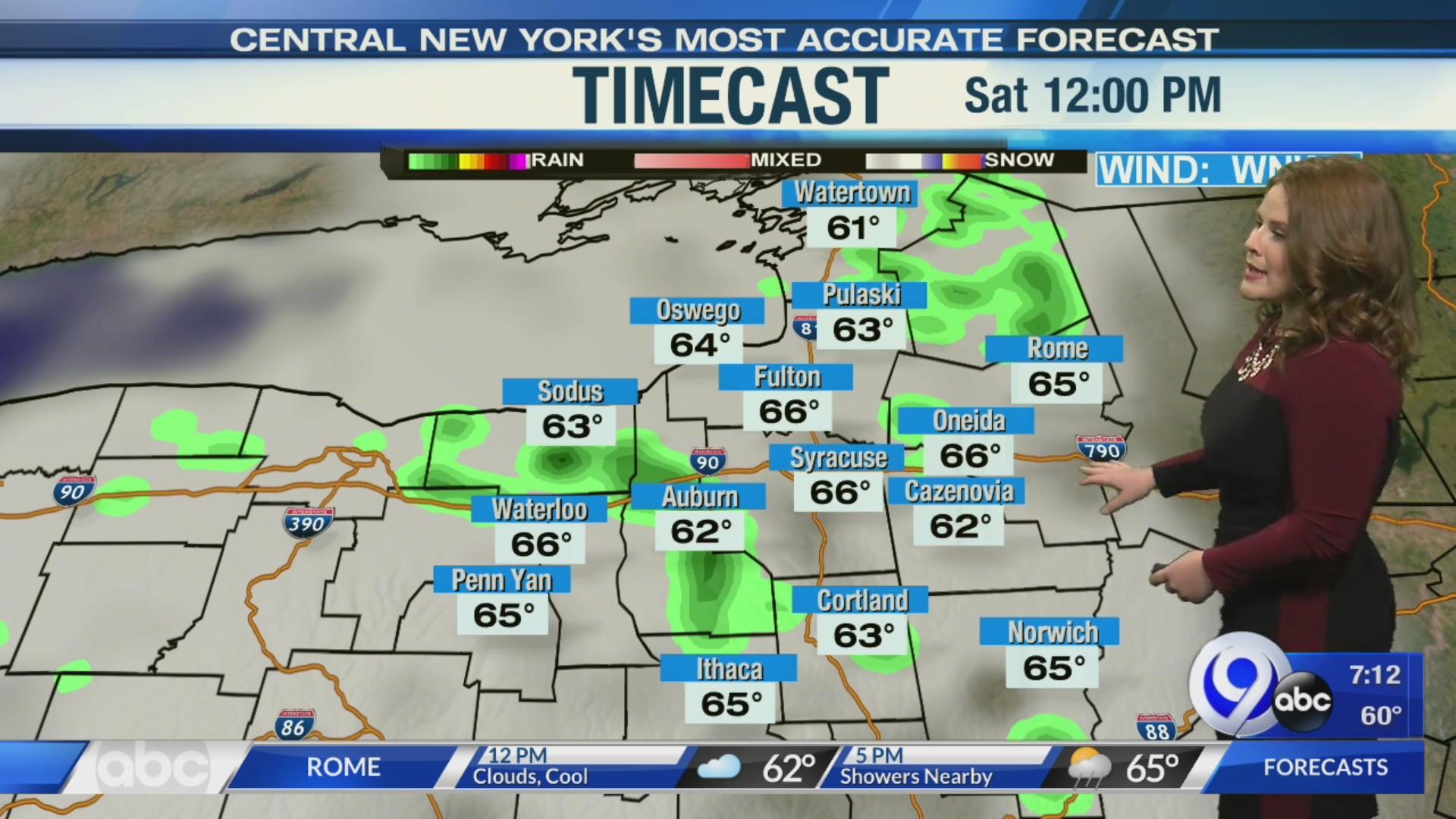 Syracuse News & Weather | Syracuse, NY | 9WSYR