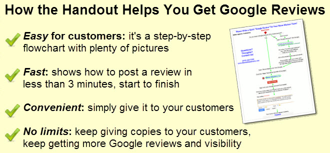how to leave anonymous google reviews