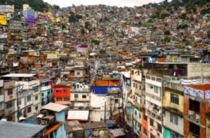 The largest favela in Latin America