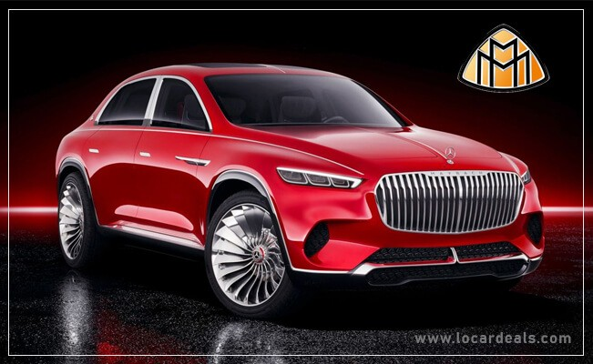 Maybach letter start from m
