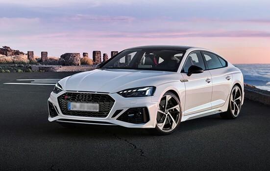 Audi RS 5 Sportback 4-door fastest sedan