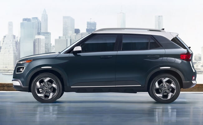 Hyundai Venue - tiny cars