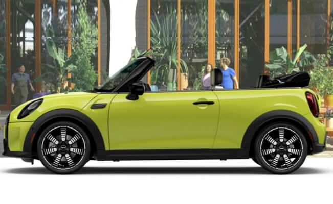 Mini Cooper 2-Door and Convertible - world's smallest cars