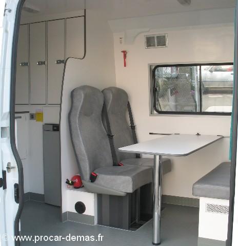 Camping Car Amenagement Interieur Location Auto Clermont