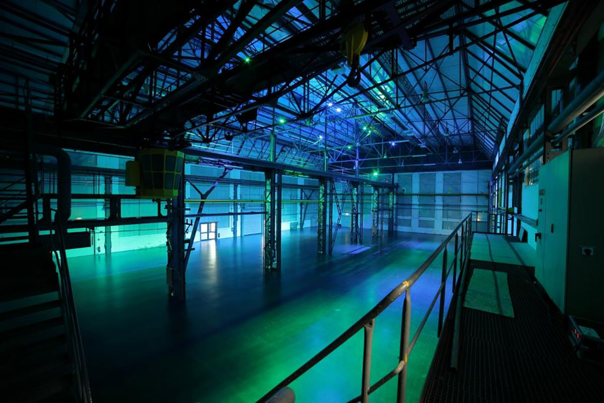 Alte Federnfabrik