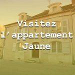 Visitez l'appartement jaune