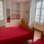 Appartement rouge – location la roche posay delphine et stephane podevin (2)