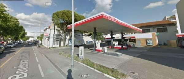 Hertz station AVIA Avignon