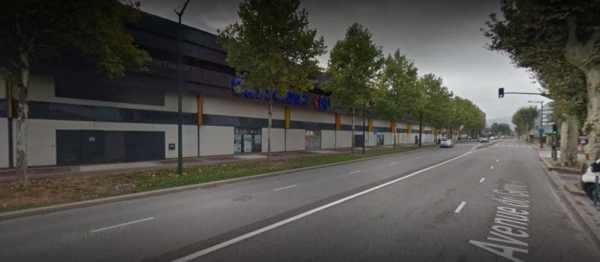 Location de véhicules Centre Commercial Carrefour à Annecy