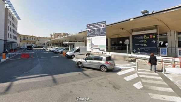 Location voiture Marseille Gare