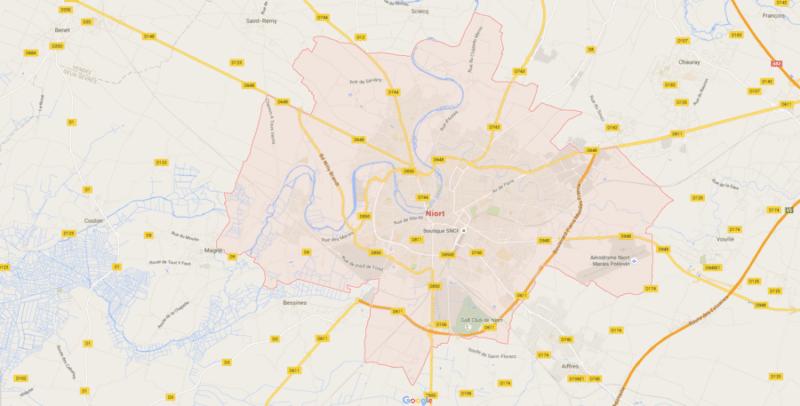Location Voiture Camion Utilitaire à Niort 79000