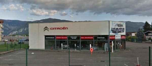 Location ADA garage Citroën Vinay