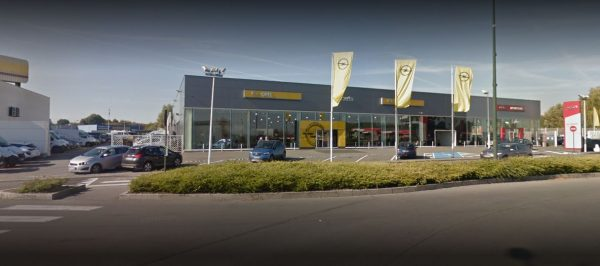 Opel Rent Englos