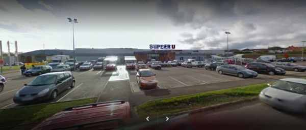 Super U Location Joinville
