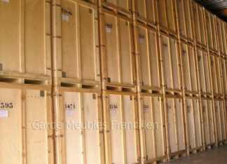 Entreprises de garde meuble ou self-stockage