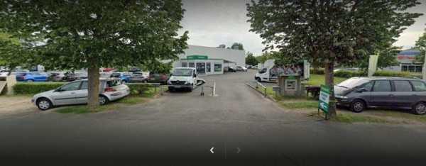 Europcar location saumur