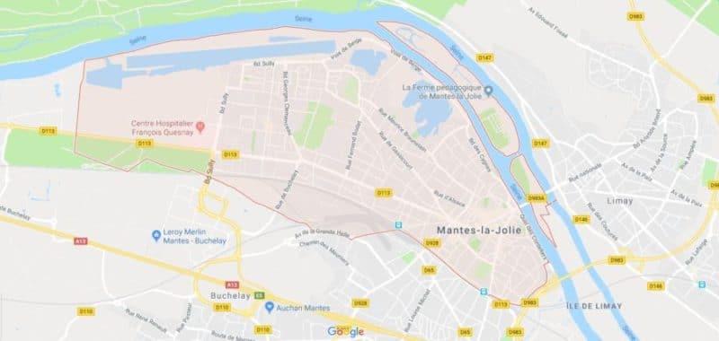 Location Voiture Camion Utilitaire A Mantes La Jolie 78200