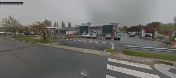 Intermarché Location Coubron