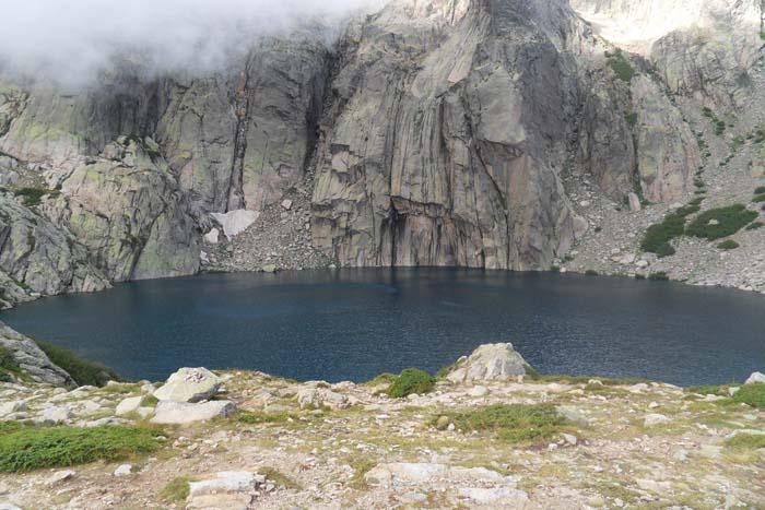 Les Lacs En Corse La Corse