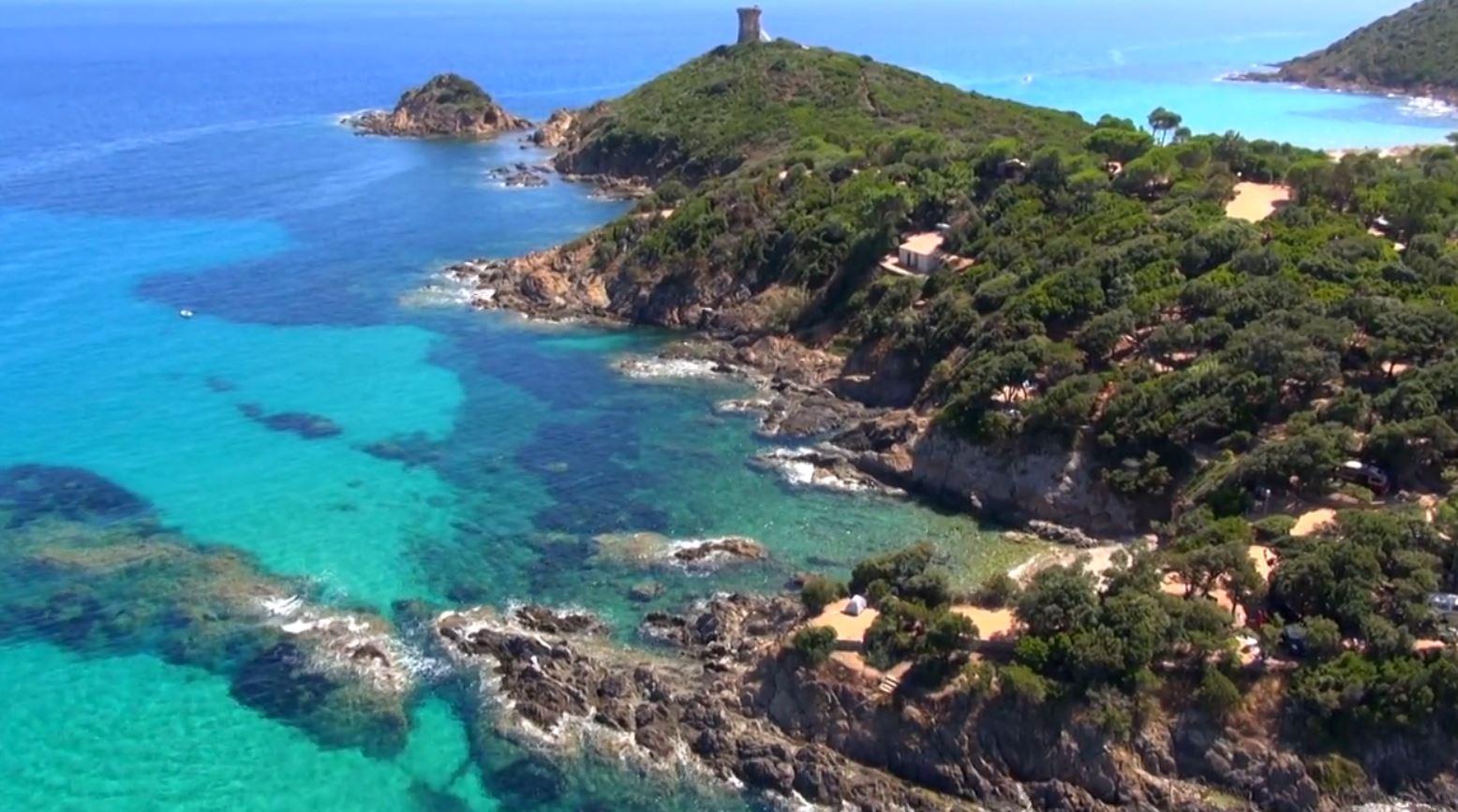 Porto Vecchio Ct Plages La Corse