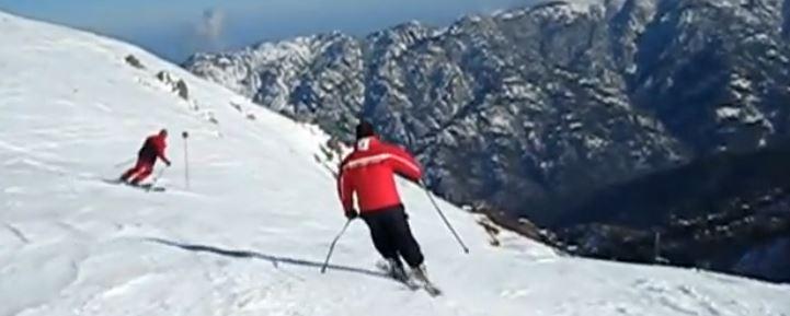 Ski En Corse La Corse