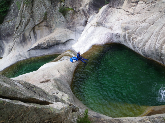 Le Canyoning En Corse La Corse