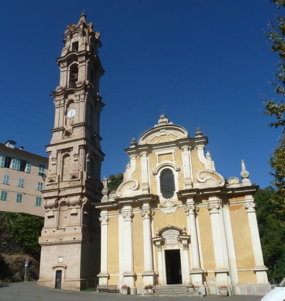 Eglise La Porta La Corse