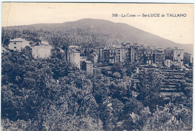 Sainte Lucie De Tallano La Corse