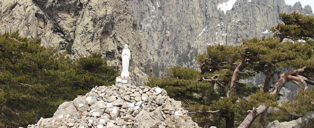 La Cascade Des Anglais Col De Vizzavona La Corse