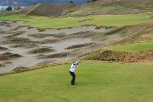 Sean Ogle at Chambers Bay Golf Club
