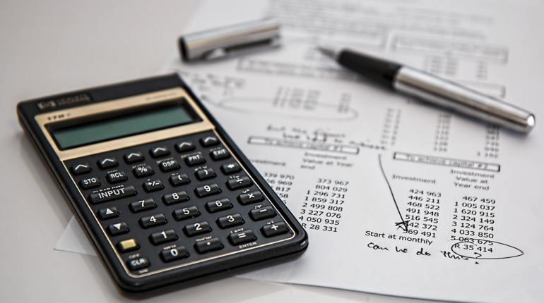 a tax report