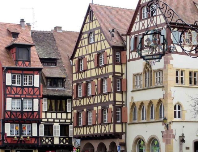 Colmar, Alsazia