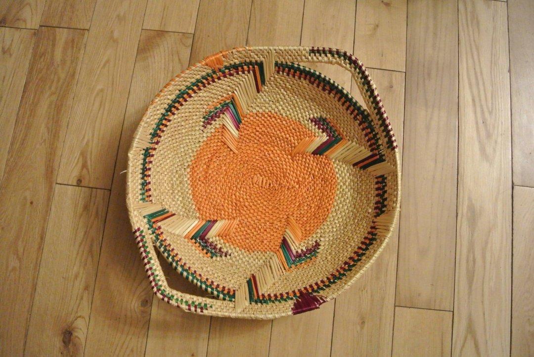 Flat basket #5 - $25