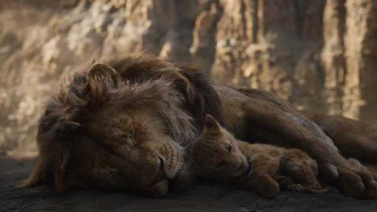 Morte mufasa il re leone 2019