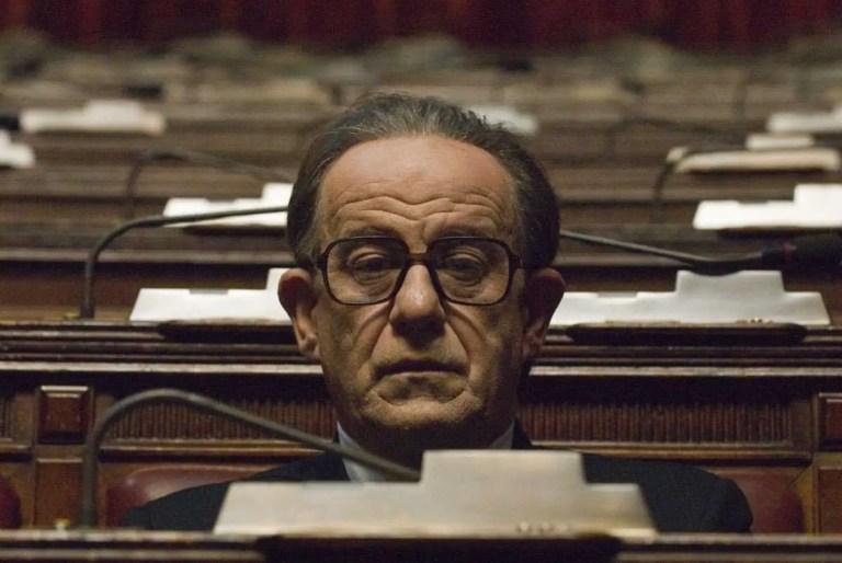 Andreotti in Parlamento