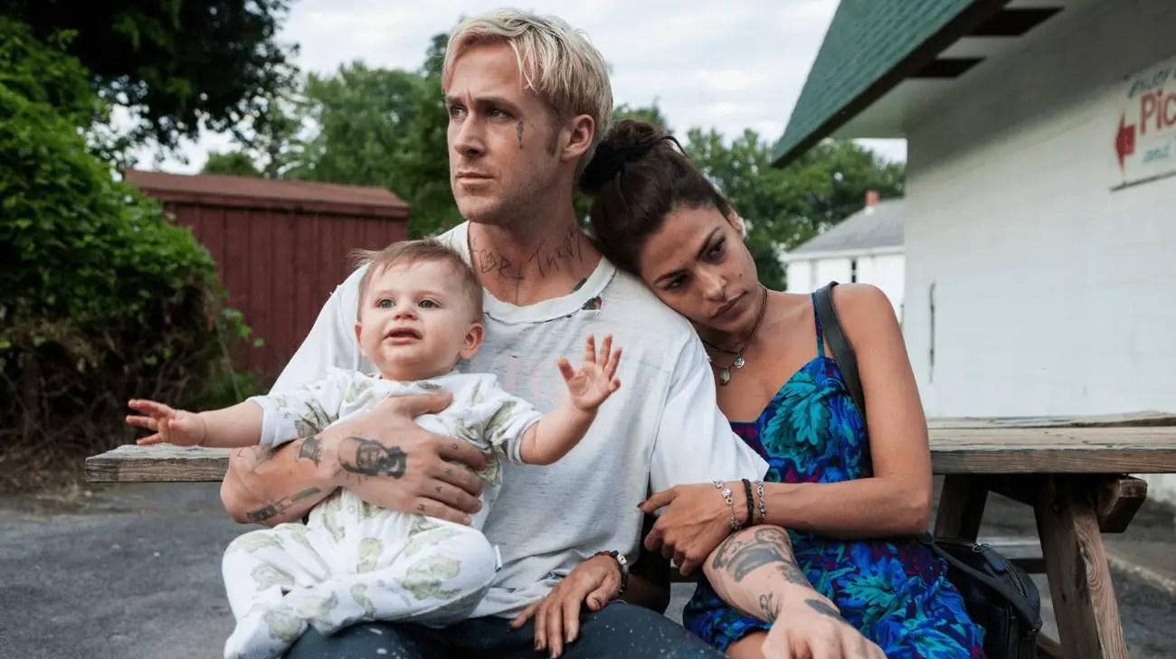 Ryan Gosling e Eva Mendes in Come un tuono (2013)